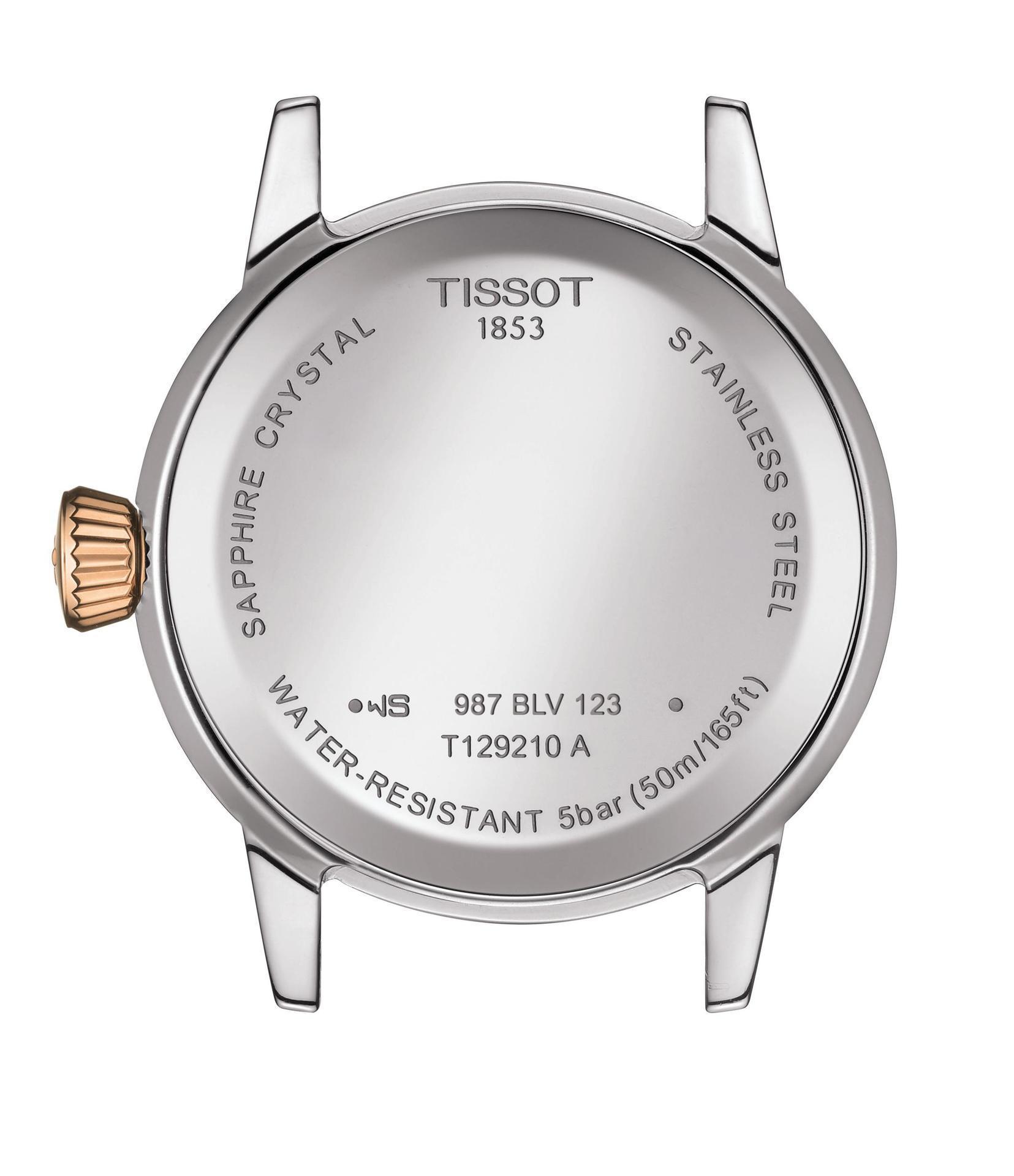 Tissot Classic Dream Lady