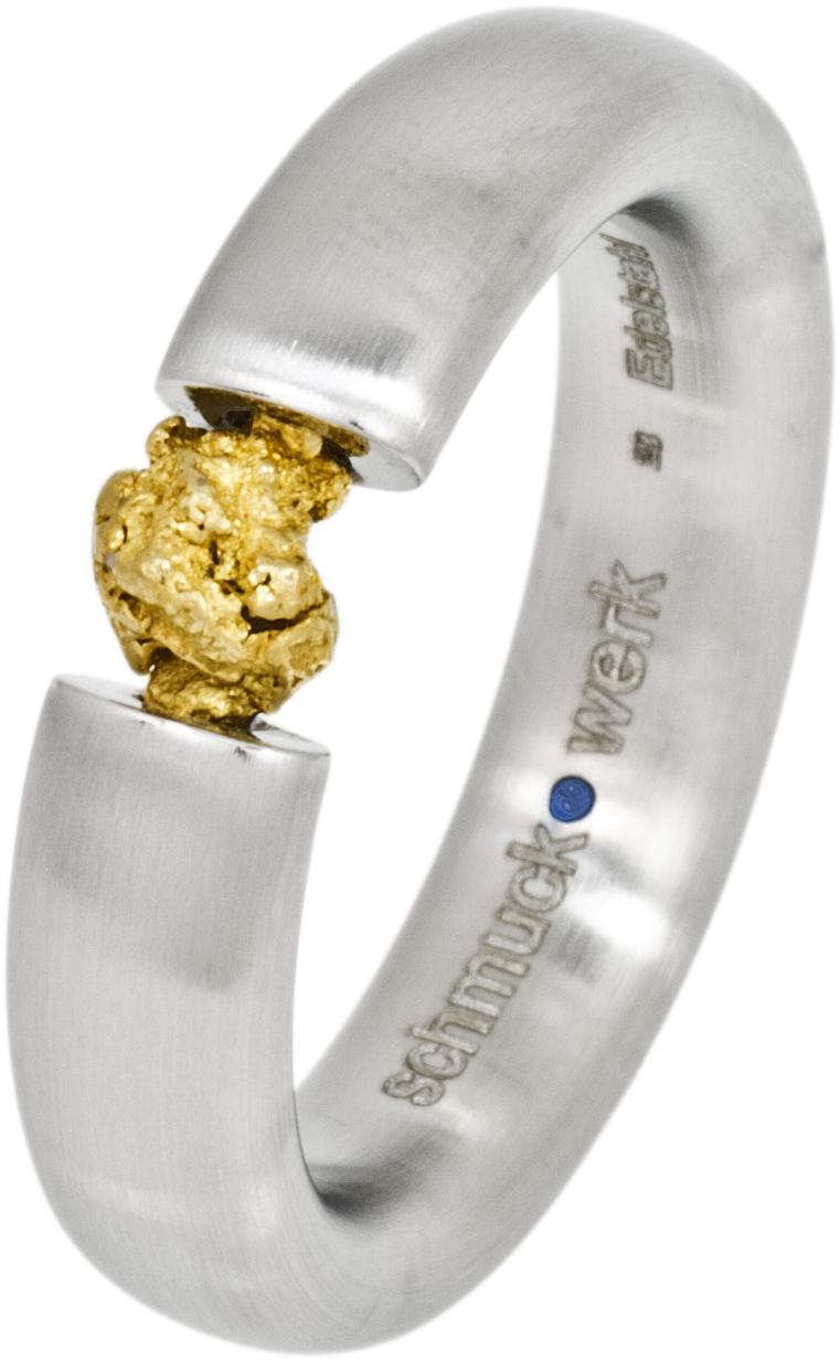 "SCHMUCKWERK  Ring  ""Nagget"""