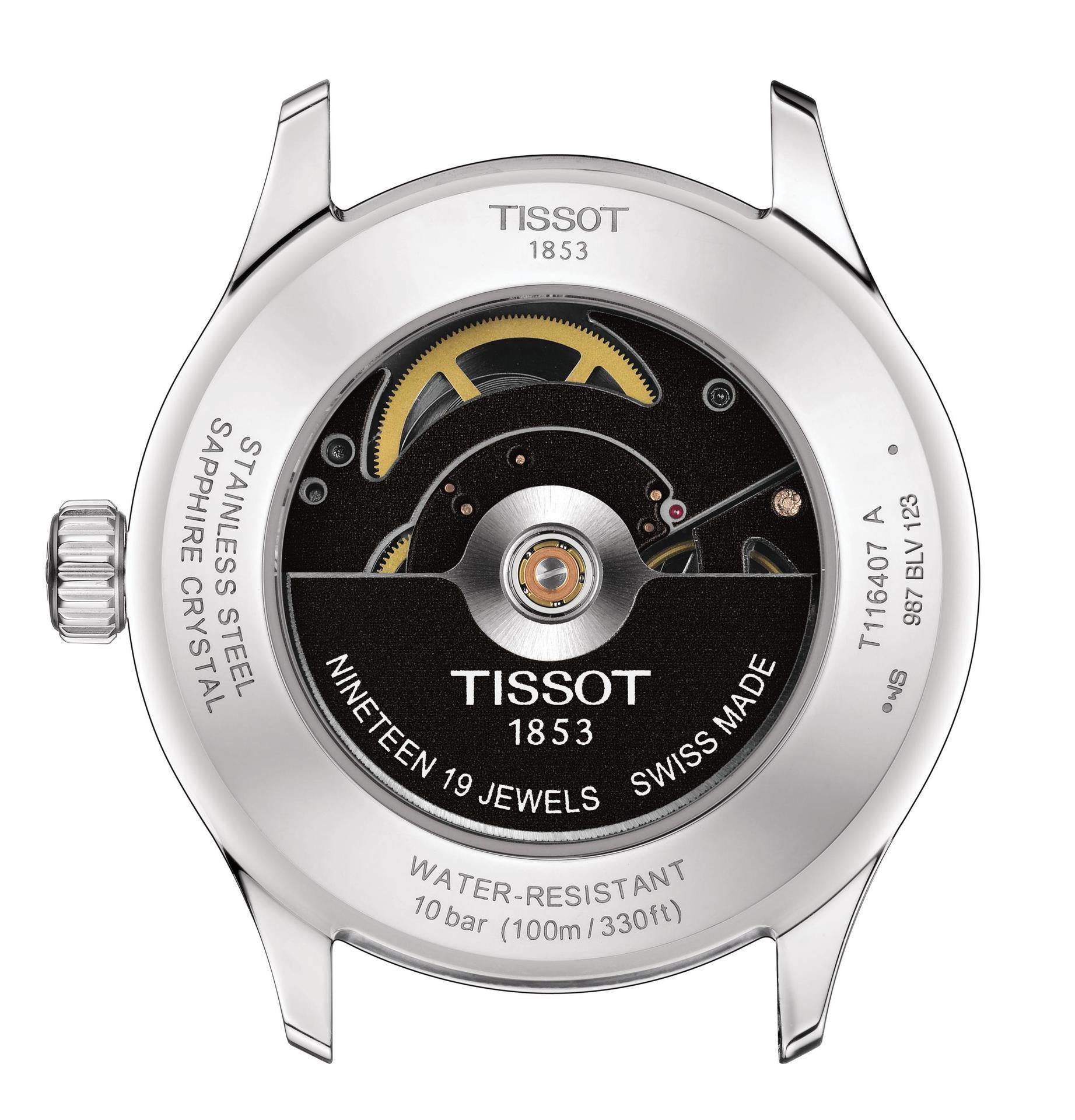 Tissot Gent XL Swissmatic