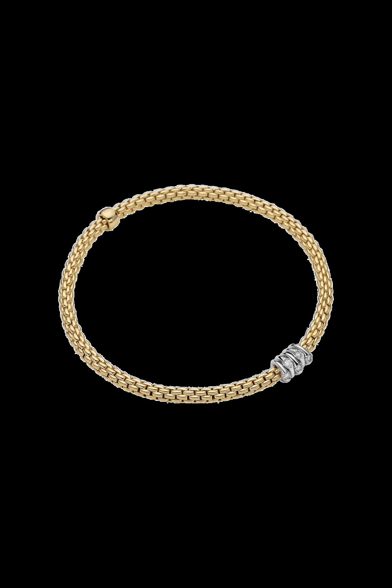 FOPE Flex'it Armband mit Brillanten